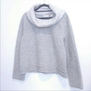 Large anthropologie sweater.